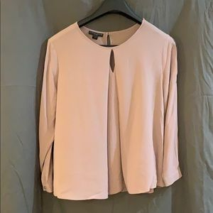 Simply Styled XL Dusty Rose Blouse